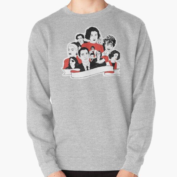 TWIN PEAKS Pullover Sweatshirt