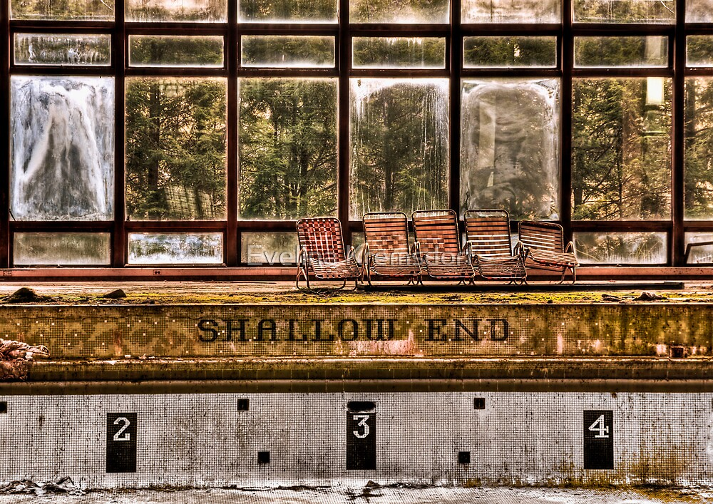 Shallow End by Evelina Kremsdorf
