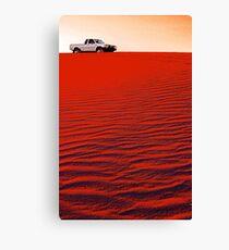 Toyota Hilux  Canvas Print