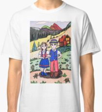 Peter and Heidies Alm Classic T-Shirt