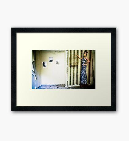 Little Birdy Framed Print