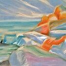 seashore by terezadelpilar ~ art & architecture