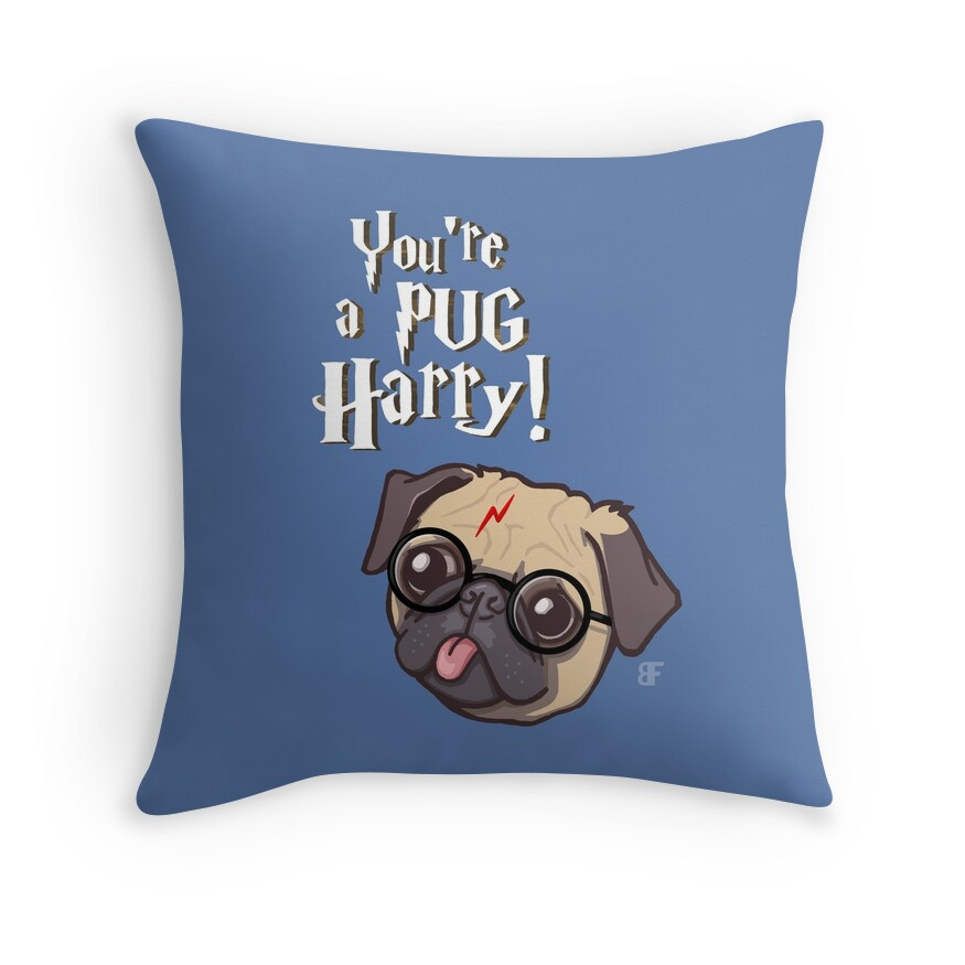 36 Of The Best Harry Potter Throw Pillows Shopswell