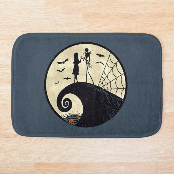 Nightmare moon Bath Mat