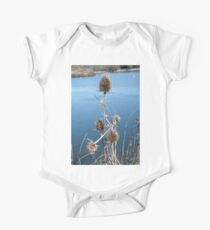 Water reeds One Piece - Short Sleeve