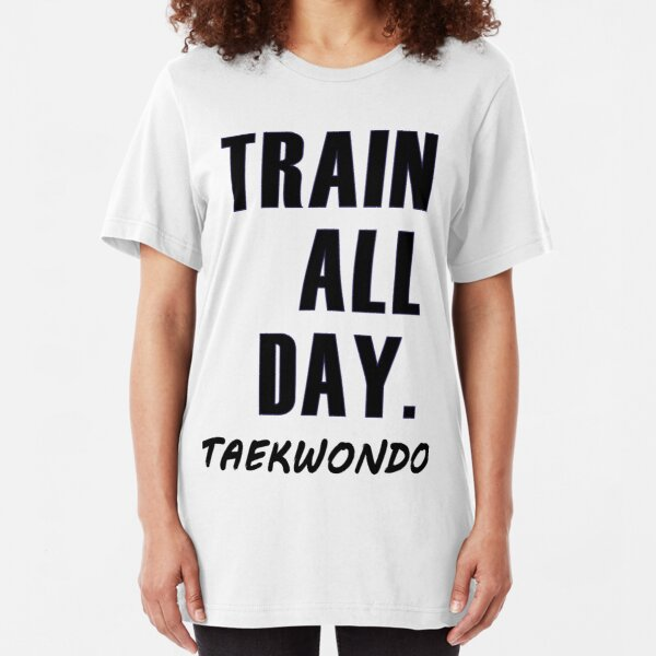 Train all day Slim Fit T-Shirt
