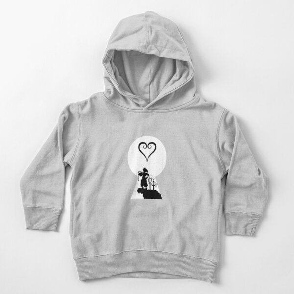 Power of light Toddler Pullover Hoodie