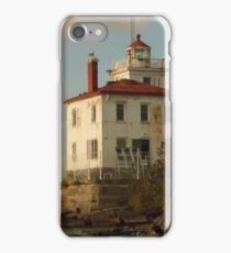 Headlands Lighthouse iPhone Case/Skin