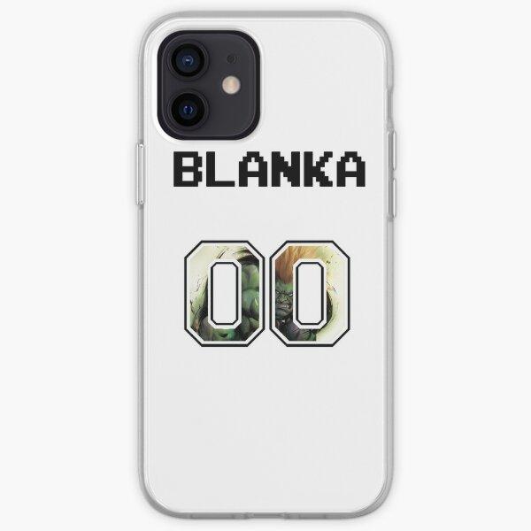 BLANKA PNL STYLE Coque souple iPhone