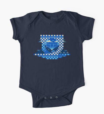 Chaos Emerald Kids Clothes