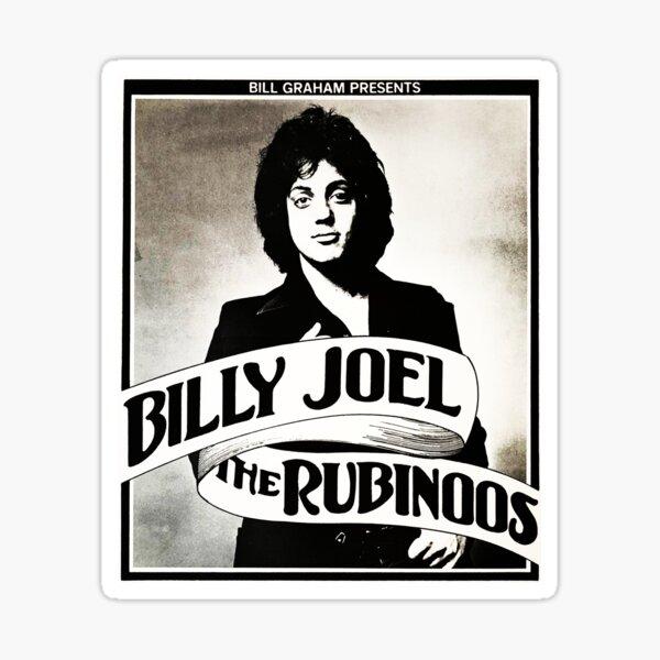 the rubinoos billy joel tour 2019 2020 nekat8 Sticker