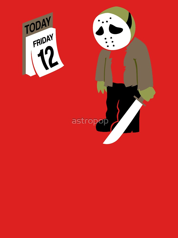Friday The 13th Parody by astropop