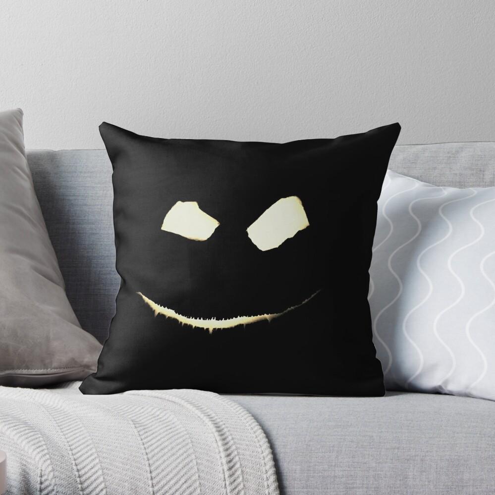 Jack-o'-Skellington  Throw Pillow