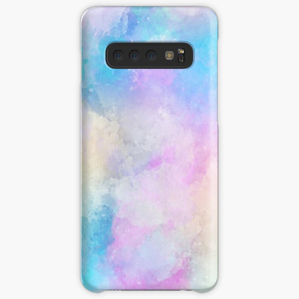 Watercolour Background  Samsung Galaxy Snap Case