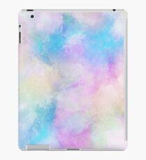 Watercolour Background  iPad Case/Skin