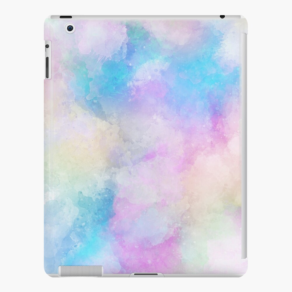 Watercolour Background  iPad Snap Case
