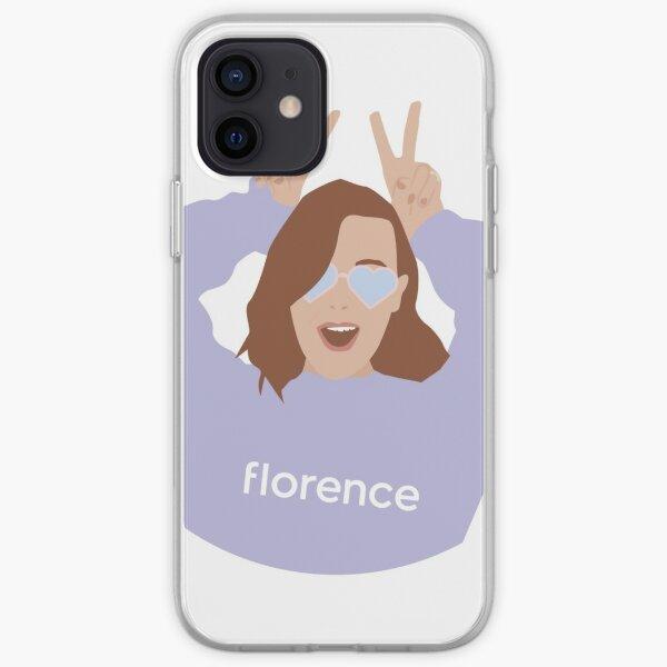 Florence par les moulins Coque souple iPhone