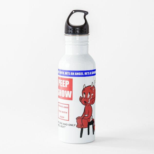 Peep Show Hellboy Hot Stuff Water Bottle
