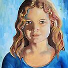 Portrait of Tane by micklyn