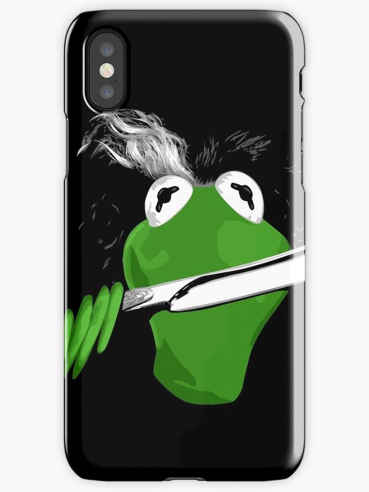 Sweeney Frog by Rhonda Blais