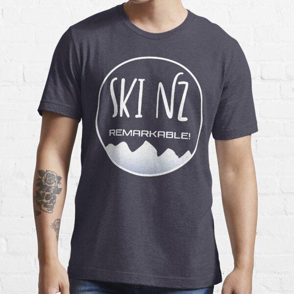 Ski New Zealand Remarkables!  Essential T-Shirt