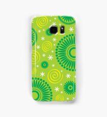 Pop! Green & Lime Samsung Galaxy Case/Skin