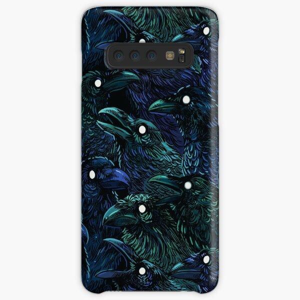 Raven pattern Samsung Galaxy Snap Case