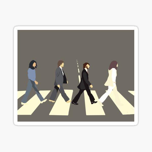 Abbey Road Sticker