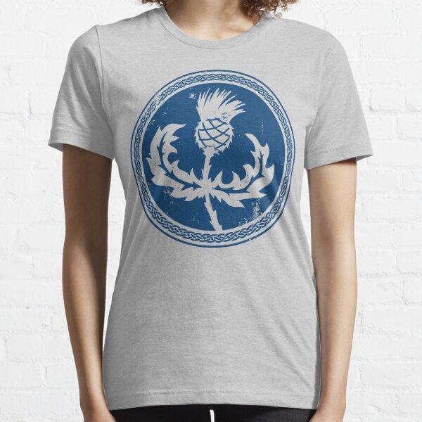 Thistle & Braid - Blue Essential T-Shirt