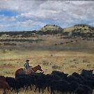 Colorado Cowboy by James Lindsay