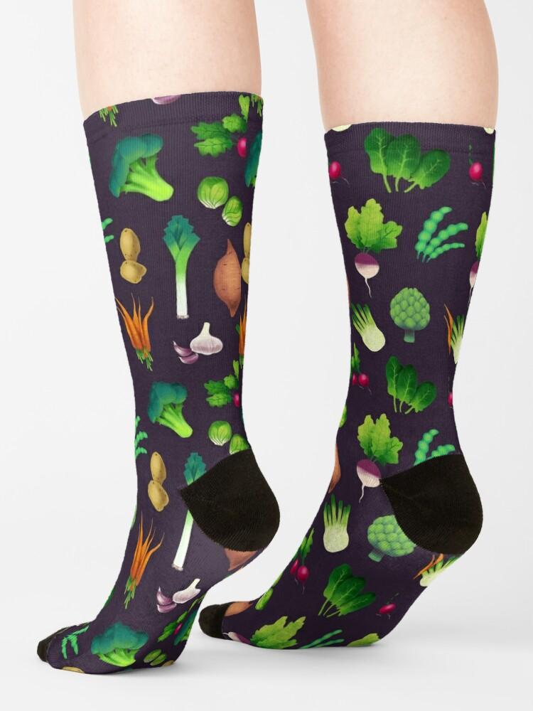 Alternate view of Farmers Market Socks