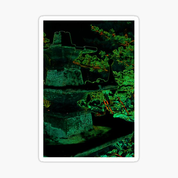 Dark Shrine Sticker