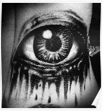 A dead eye Poster