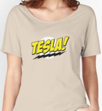 Tesla! Women's Relaxed Fit T-Shirt