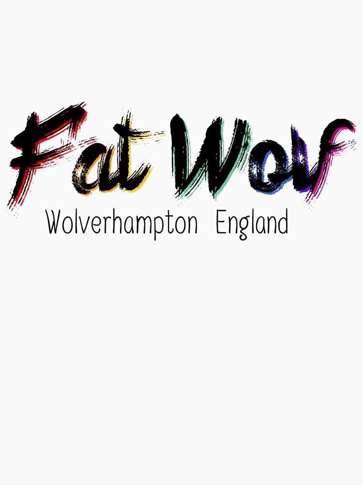 Fat Wolf - Chunky by danbadgeruk
