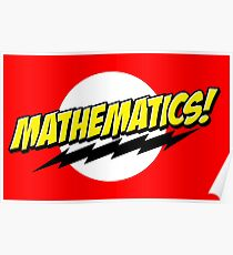 Mathematics! Poster