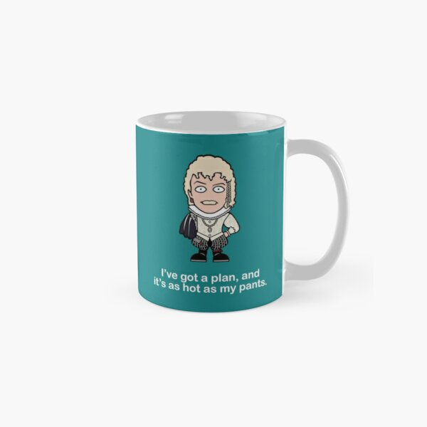 Lord Flashheart Classic Mug
