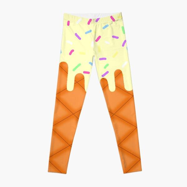 Vanilla Ice Cream Leggings
