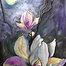 Moonlight and Magnolia by LaCapretta