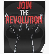 Join the revolution Poster