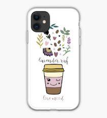 Lavender raf iPhone Case