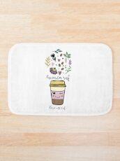 Lavender raf Bath Mat