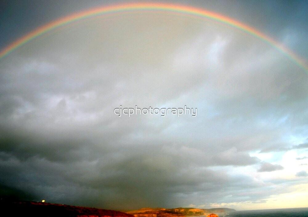 Rainbow #2 by cjcphotography
