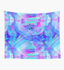 ST-Arclight Hologram Pattern Wall Tapestry