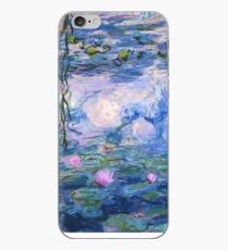 Monet Lilies iPhone Case