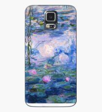 Monet Lilies Case/Skin for Samsung Galaxy