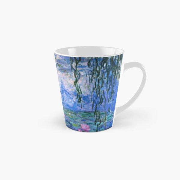 Monet Lilies Tall Mug