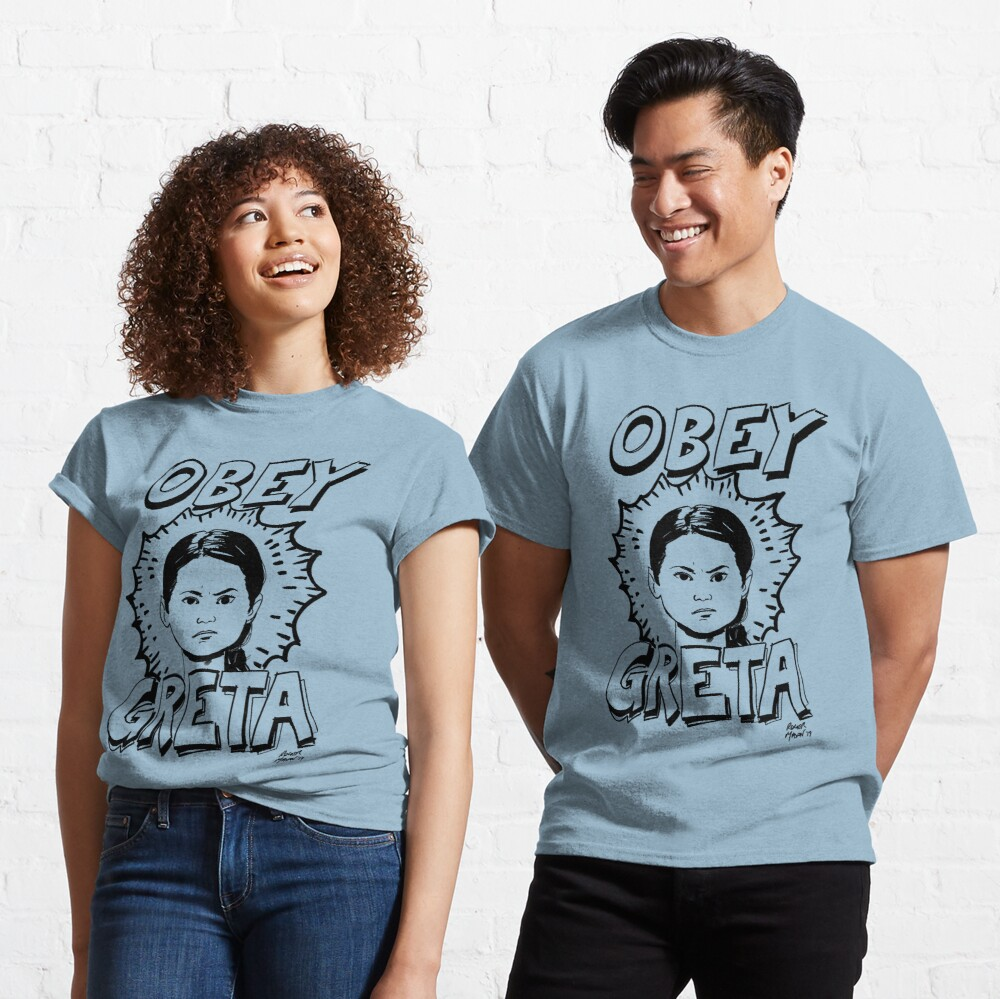 Greta Thunberg t-shirt Classic T-Shirt
