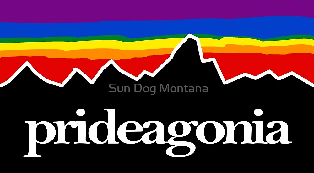 Pride and Adventure by Sun Dog Montana