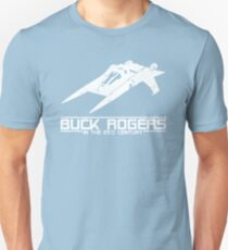 Buck Rogers In The 25th Century Spacecraft Sci Fi Tshirt Unisex T-Shirt